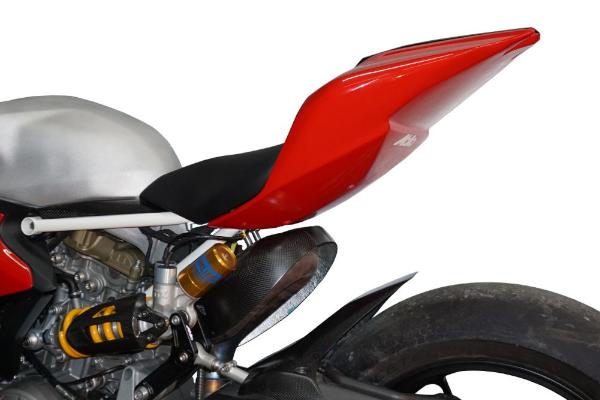 Sitzbank Verkleidung Moko Racing Ducati redux